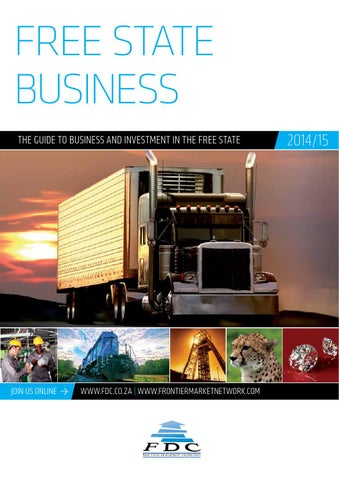 Free state business 2013 ebook by global africa network issuu page 1 fandeluxe Images