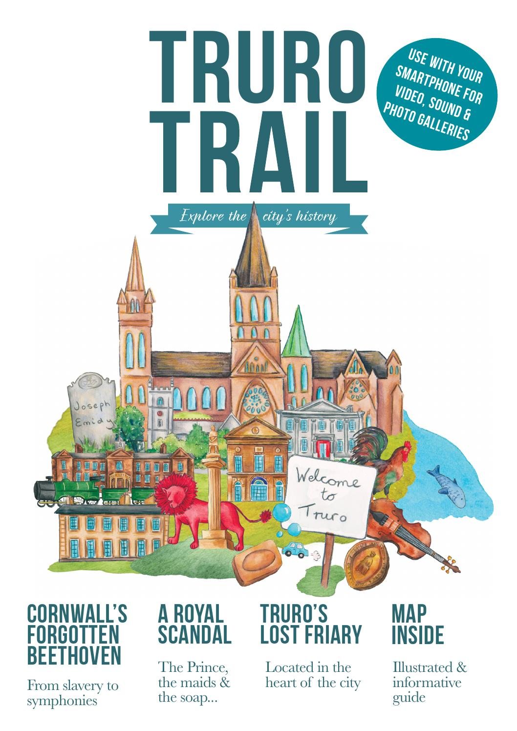 The Truro Trail Discover The City S Secret History By Gloss Magazines Issuu