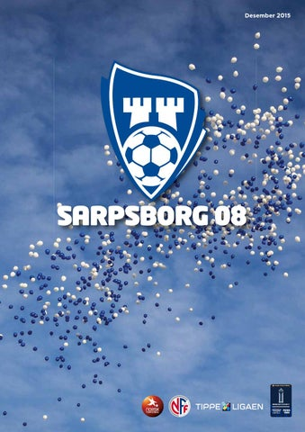 39834bf7 SARPSBORG 08-magasin høst/vinter 2015 by DP Reklamebyraa - issuu