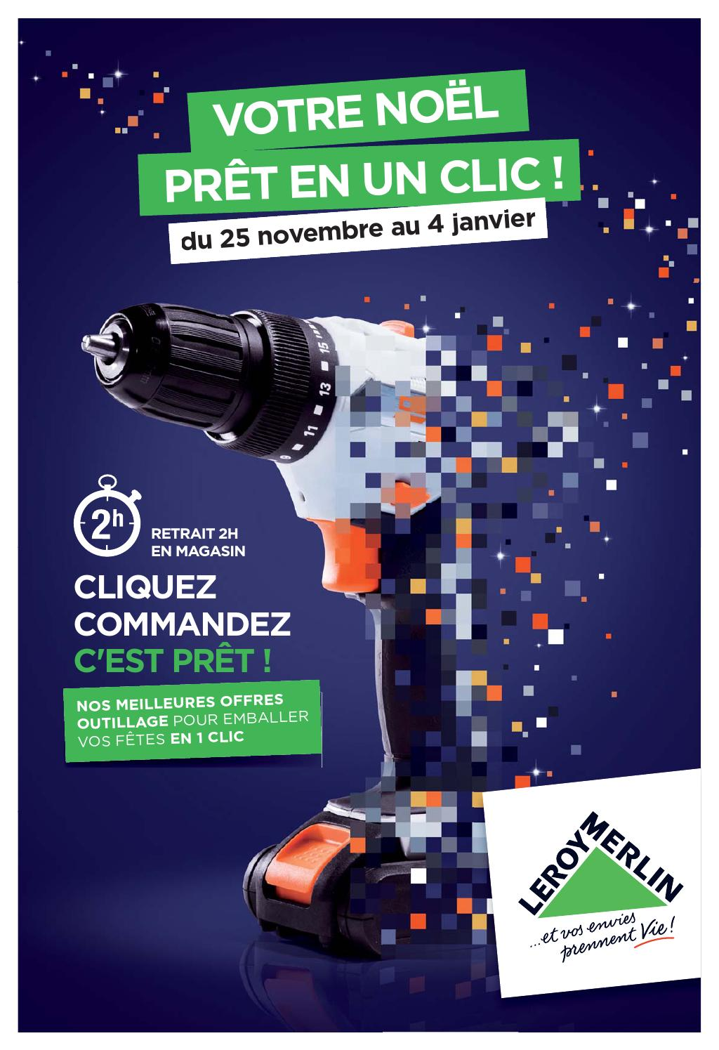 Leroymerlin Catalogue 25november 4janvier2015 By