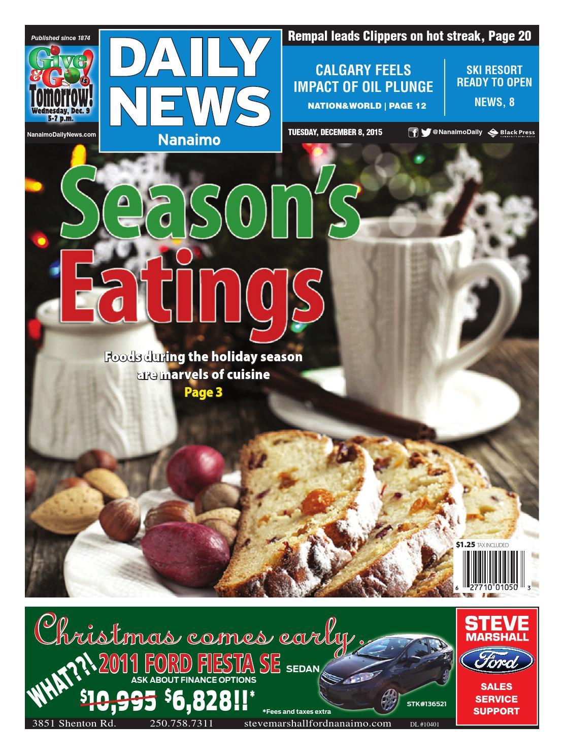 5caa1a29 Nanaimo Daily News, December 08, 2015 by Black Press Media Group - issuu