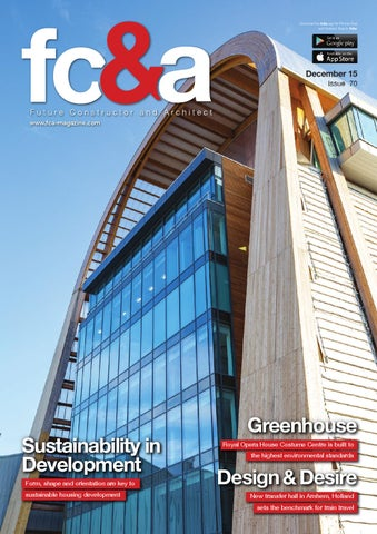 Special Section: 2015 Facades by The Architect's Newspaper - issuu