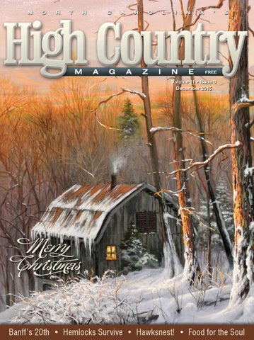 High Country Magazine December 2015 By High Country Press Issuu