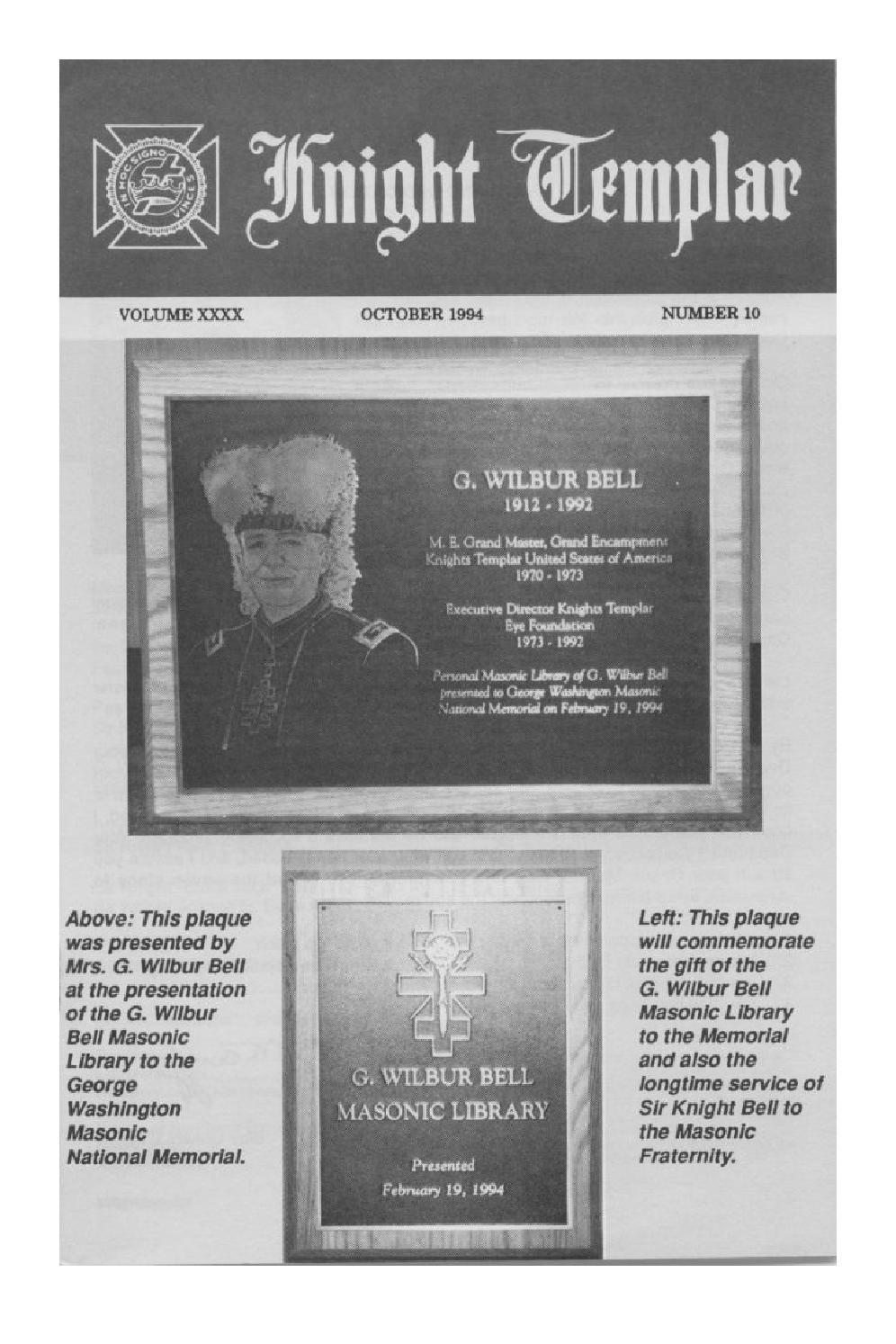 October 1994 Edition by knightstemplar - issuu