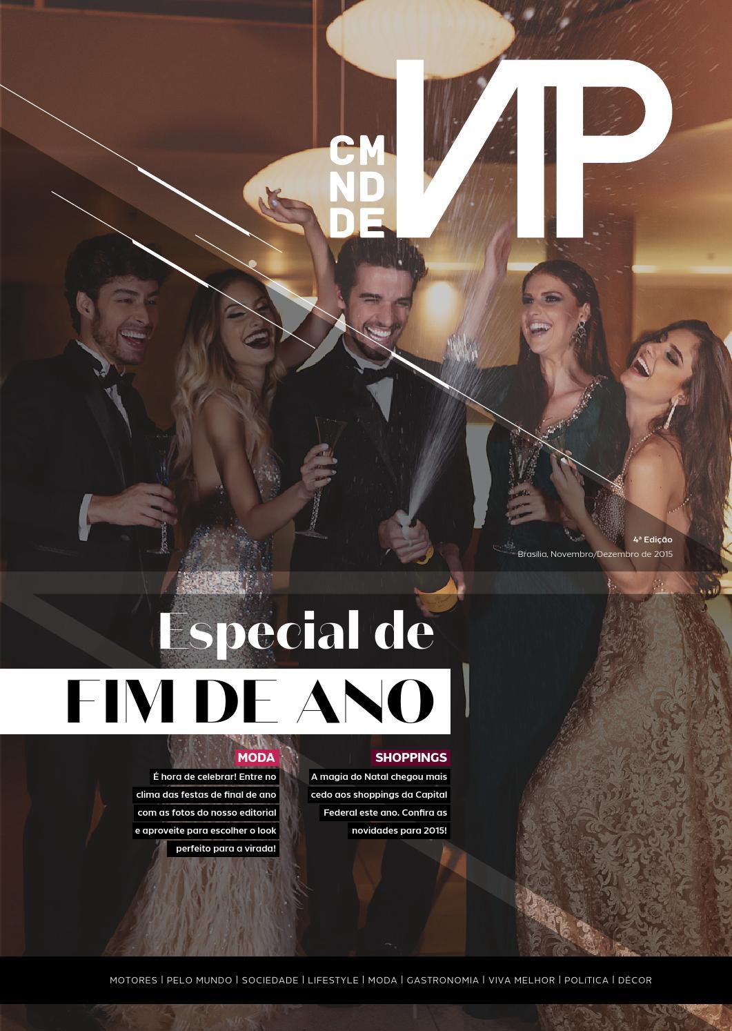Revista CMNDDE VIP - Edição 04 by Comunidade VIP - issuu 7078eba58f