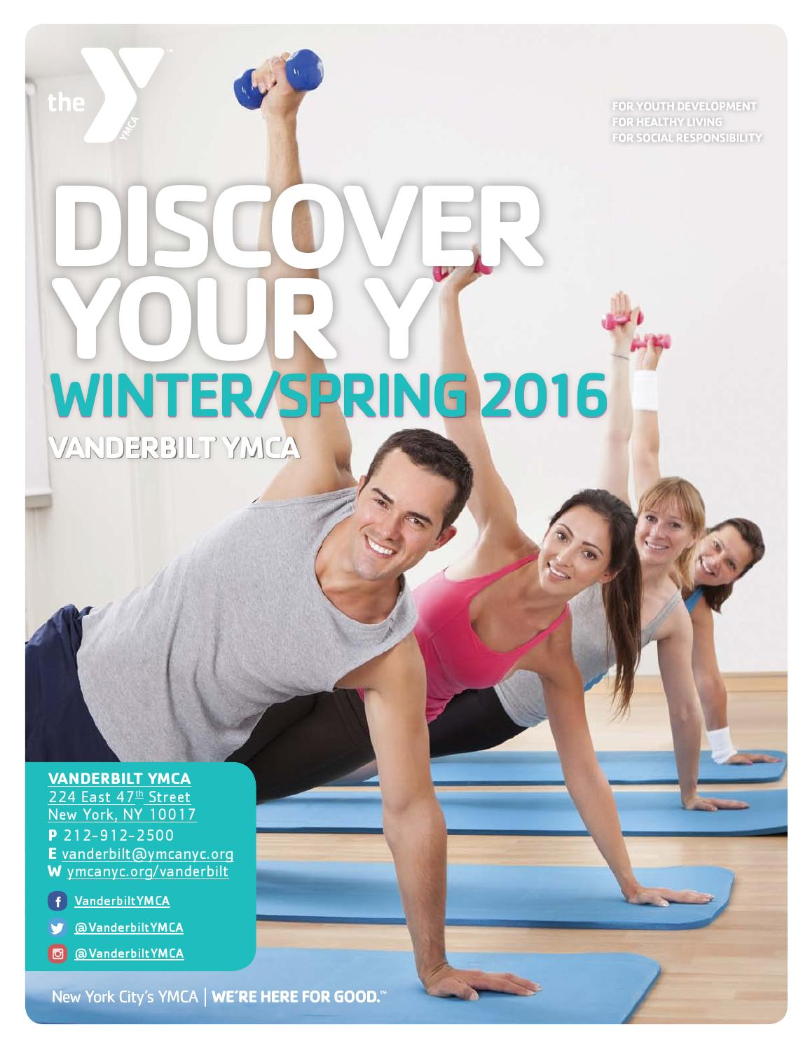 vanderbilt winter/spring 2016 pg by new york city's ymca - issuu