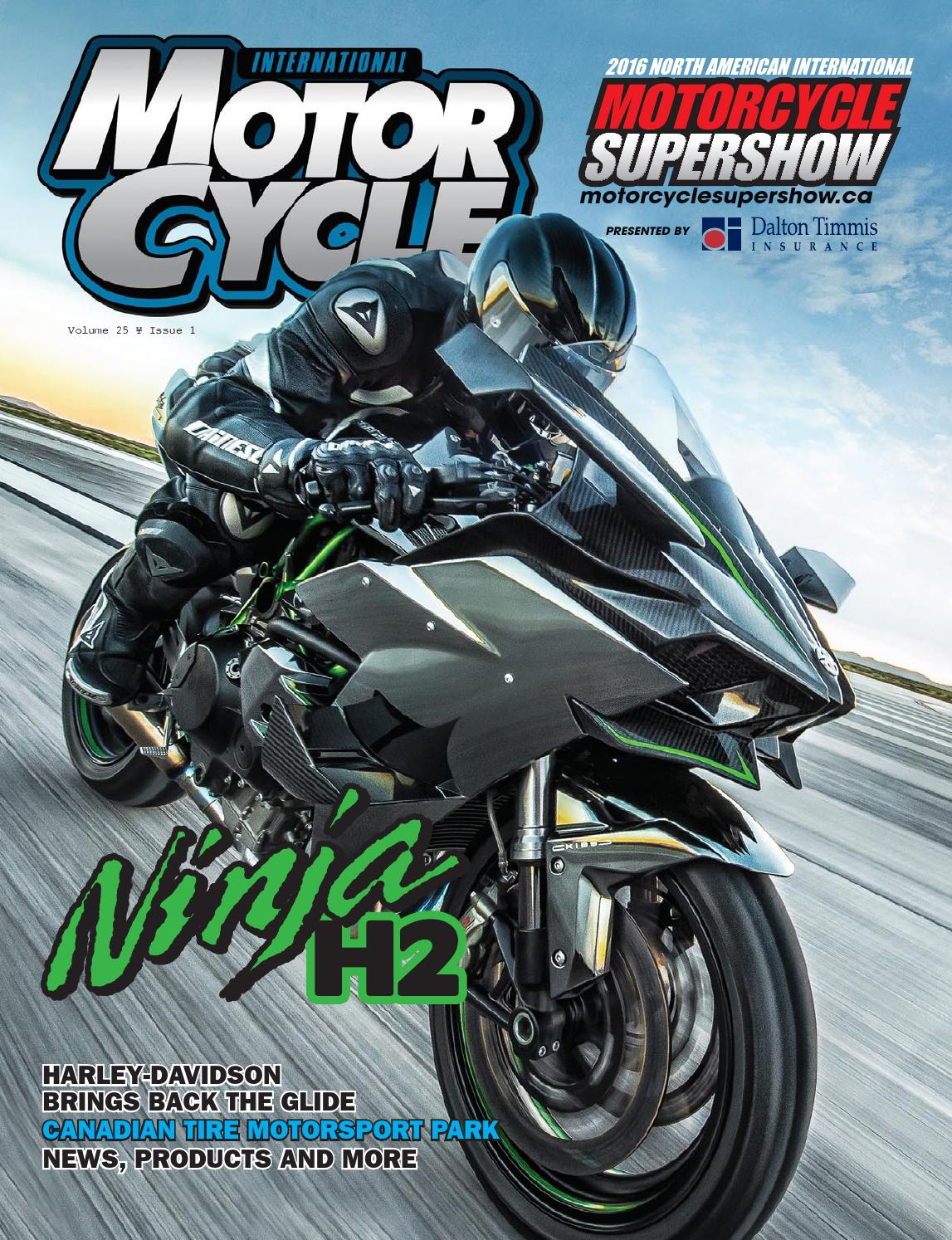 magazine motorcycle international