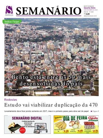 29 09 2012 - Jornal Semanário by Jornal Semanário - Bento Gonçalves ... dd516477a2