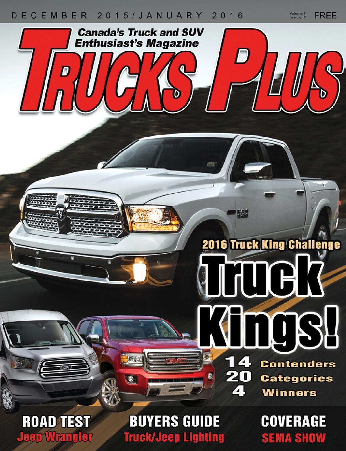 Trucks Plus Dec Jan 2015 Issuu By Rpm Canada 9 Pin Deutch Connector On Semi