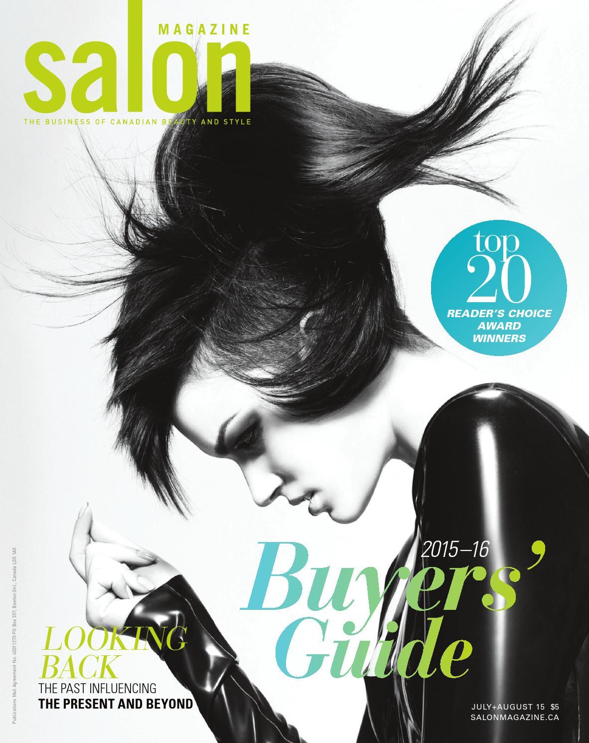 Salon Magazine Julyaugust 2015 By Salon Communications Inc Issuu