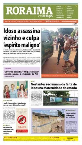 4dd04fbe6 Jornal roraima em tempo – edição 209 – período de visualização ...