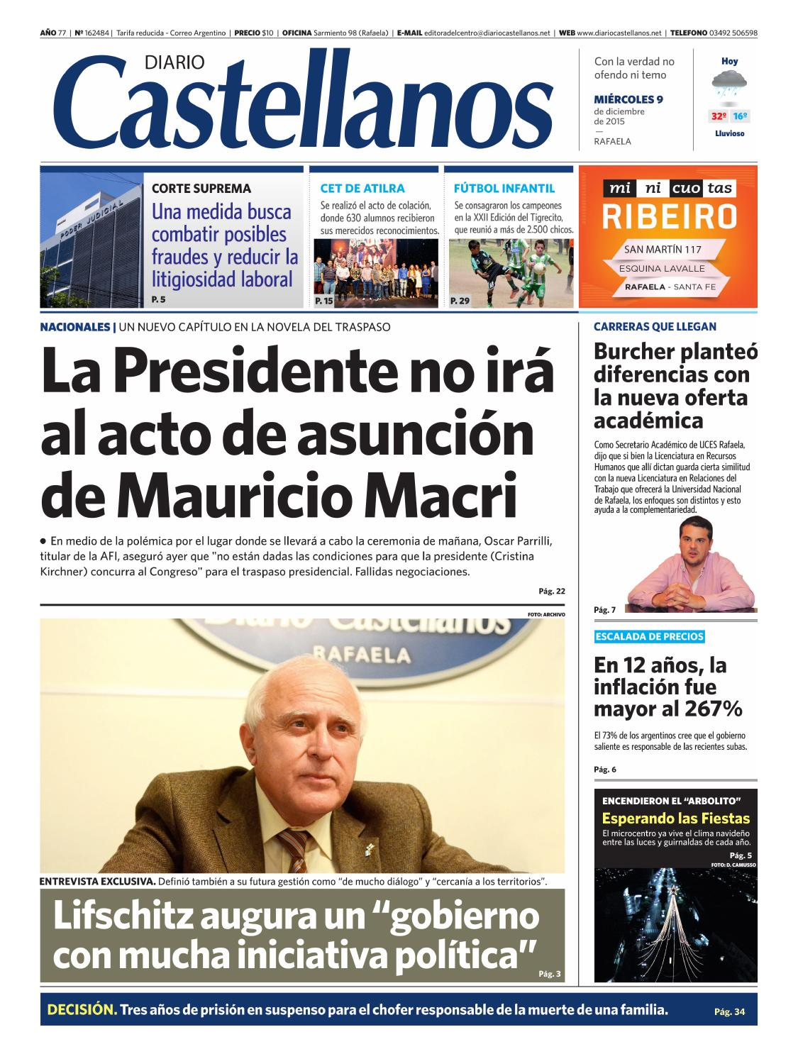Diario Castellanos 09 12 by Diario Castellanos - issuu a3a1b506a8ba7