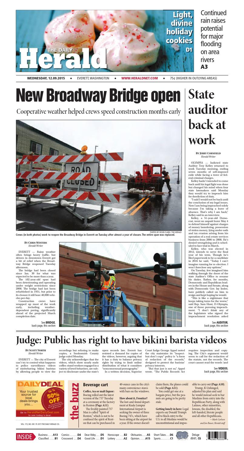 everett daily herald december 09 2015 by sound publishing issuu