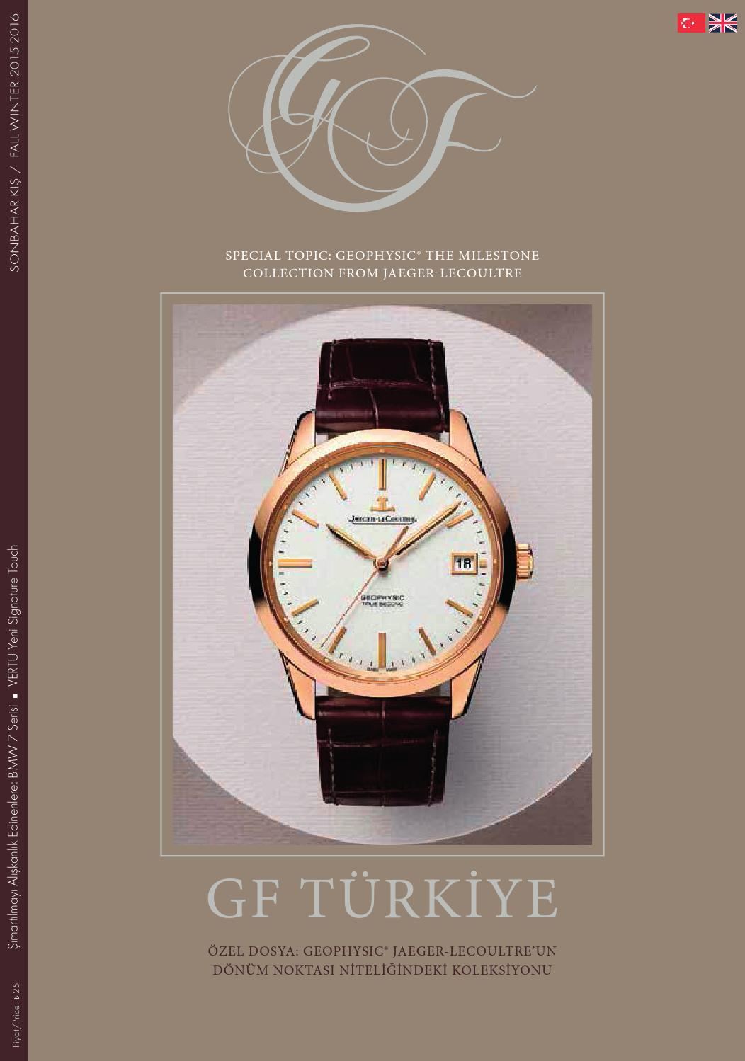 Watching Endless Armada Entering >> Gf Turkiye For Connaisseurs Fall Winter 2015 By Gf Luxury Issuu