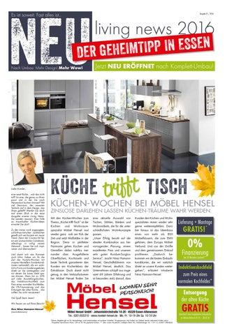 Hauszeitung Dezember 2015 By Mobel Hensel Issuu