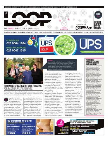 The Loop East Belfast December 2015 By Loop Publications