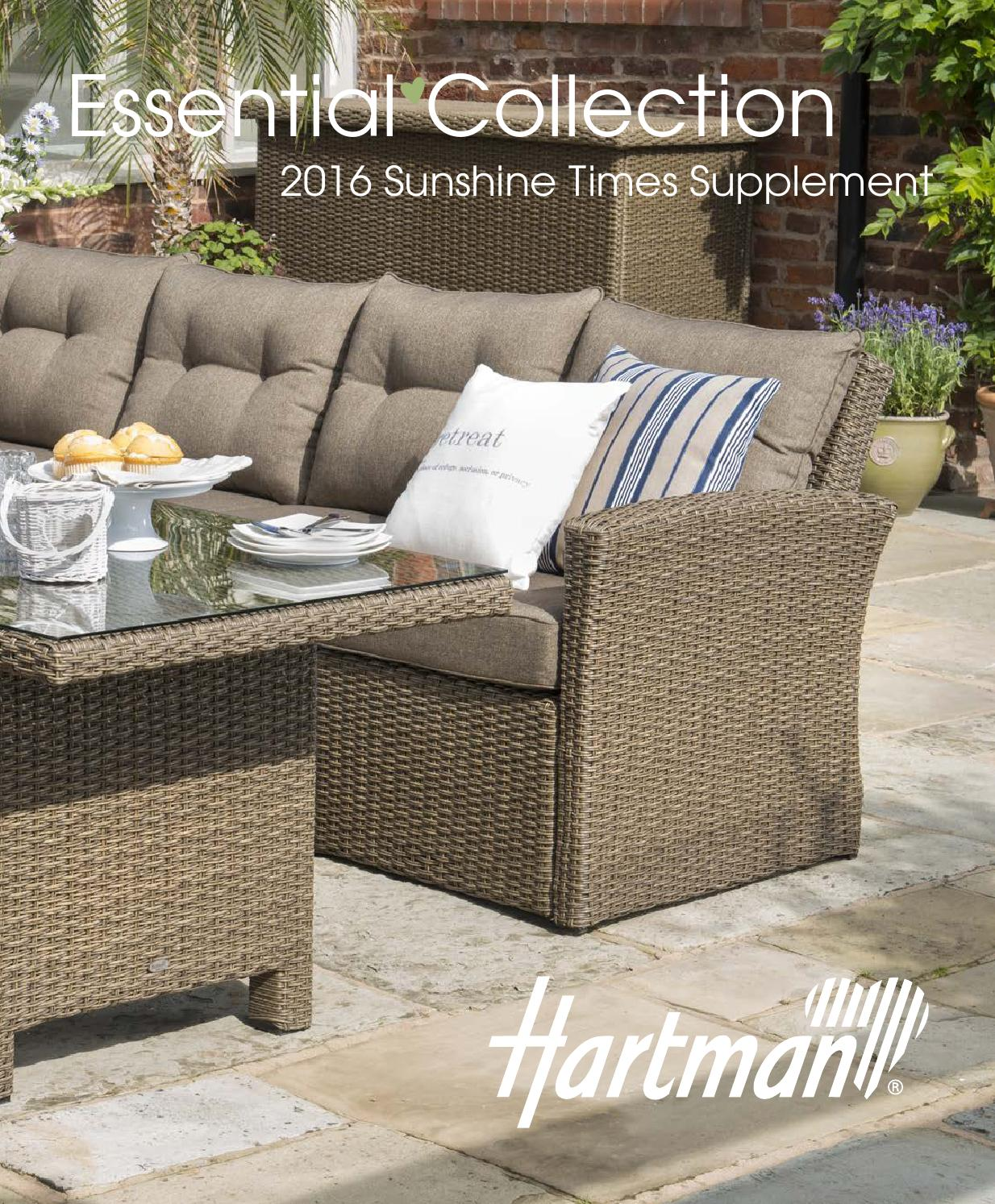 hartman essential weave collection 2016 by hartman outdoor. Black Bedroom Furniture Sets. Home Design Ideas
