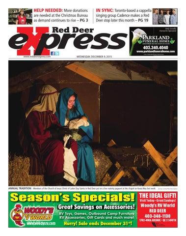 Red Deer Express, December 09, 2015