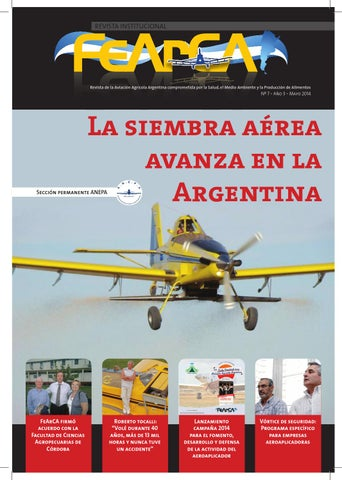 Revista FEARCA N° 7