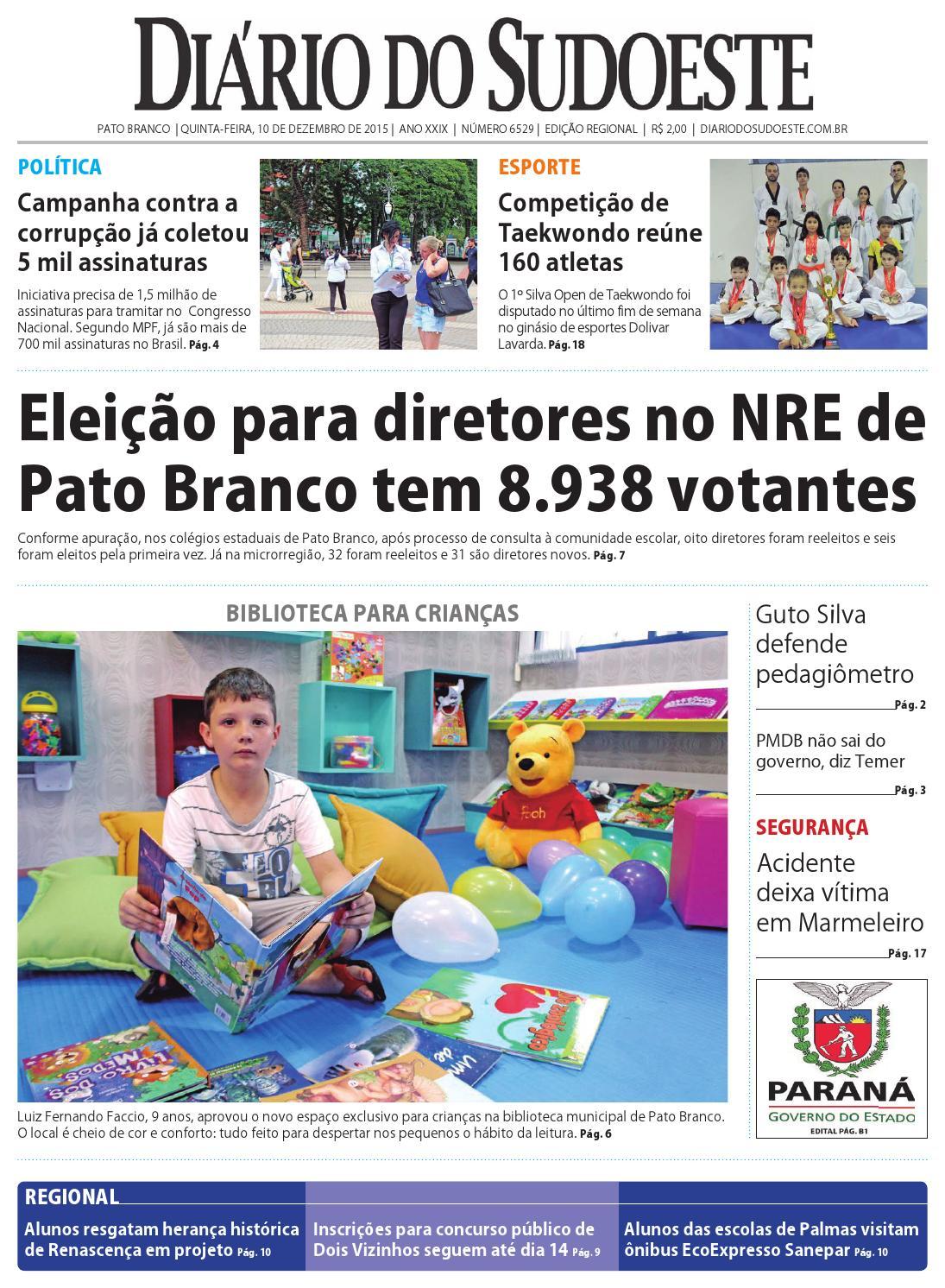 be8e7d82eda71 Diário do sudoeste 10 de dezembro de 2015 ed 6529 by Diário do Sudoeste -  issuu