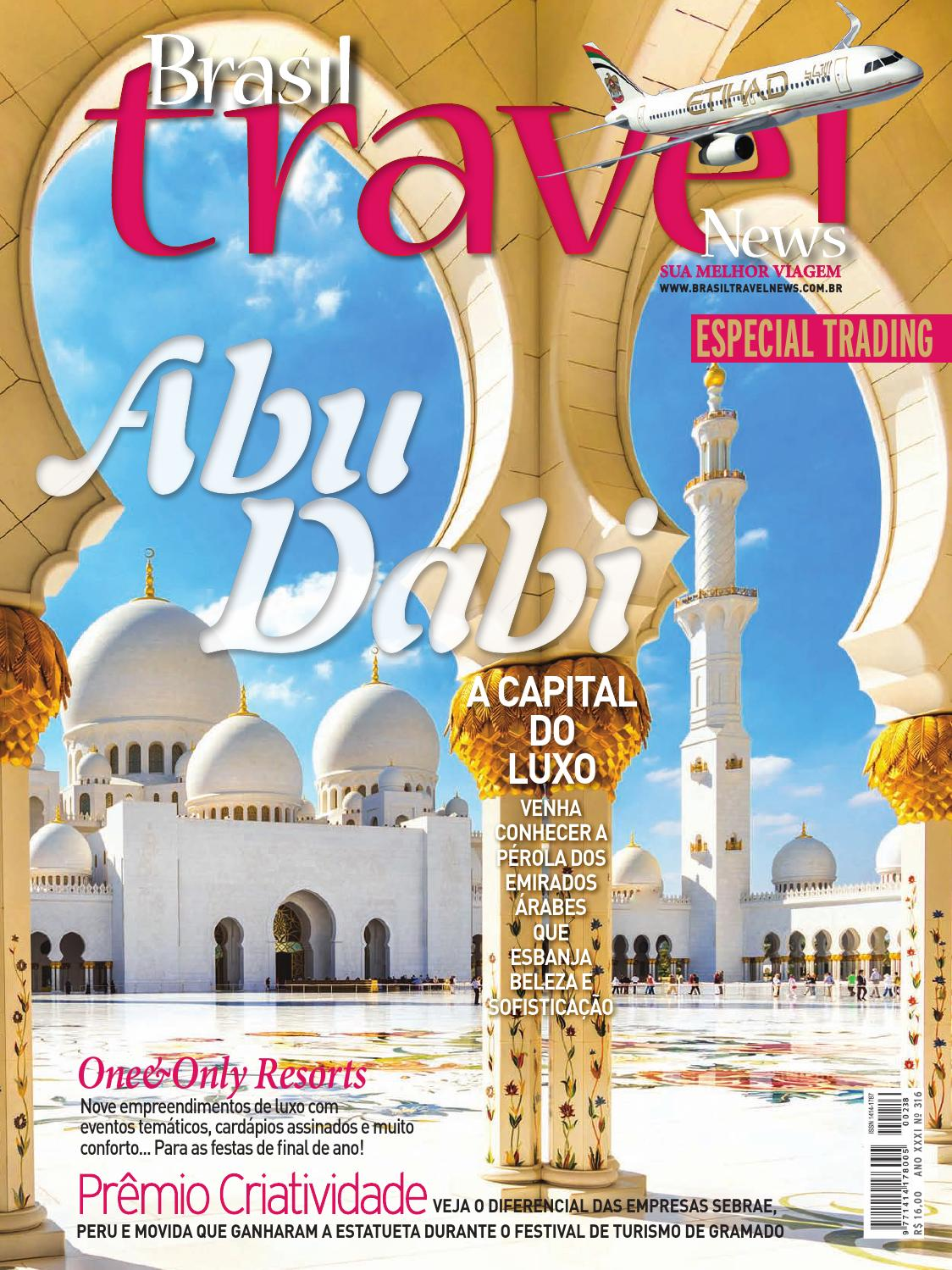9af13630c0 Brasil Travel News 316 - Abu Dabi by Brasil Travel News - issuu