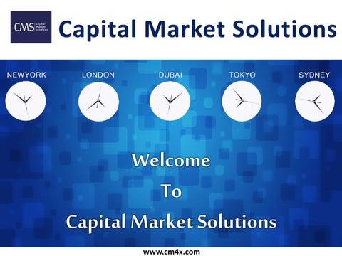 Capital market affect forex