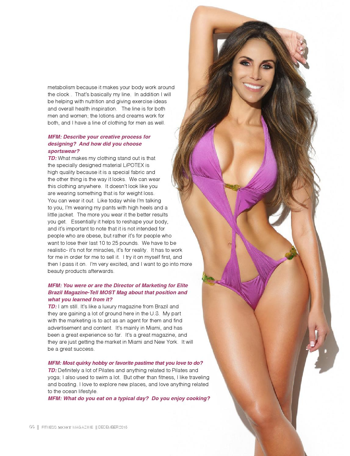 Most Magazine - Fitness ISSUE NO.10 by Most Magazine