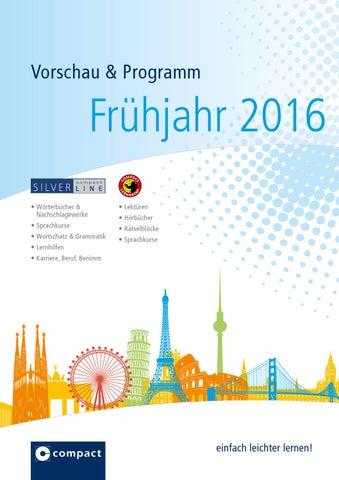 Vorschau Compact – Frühjahr 2016 by Compact Verlag - issuu