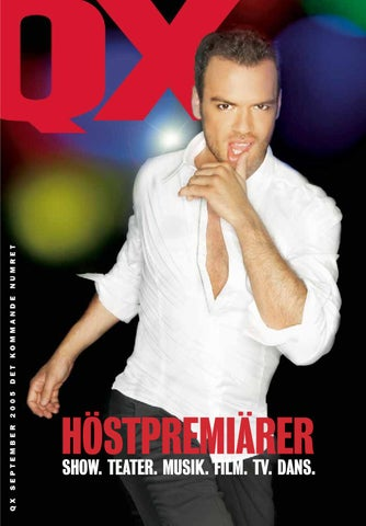 d3b0cde7fdef QX september 2005 by QX Förlag - issuu