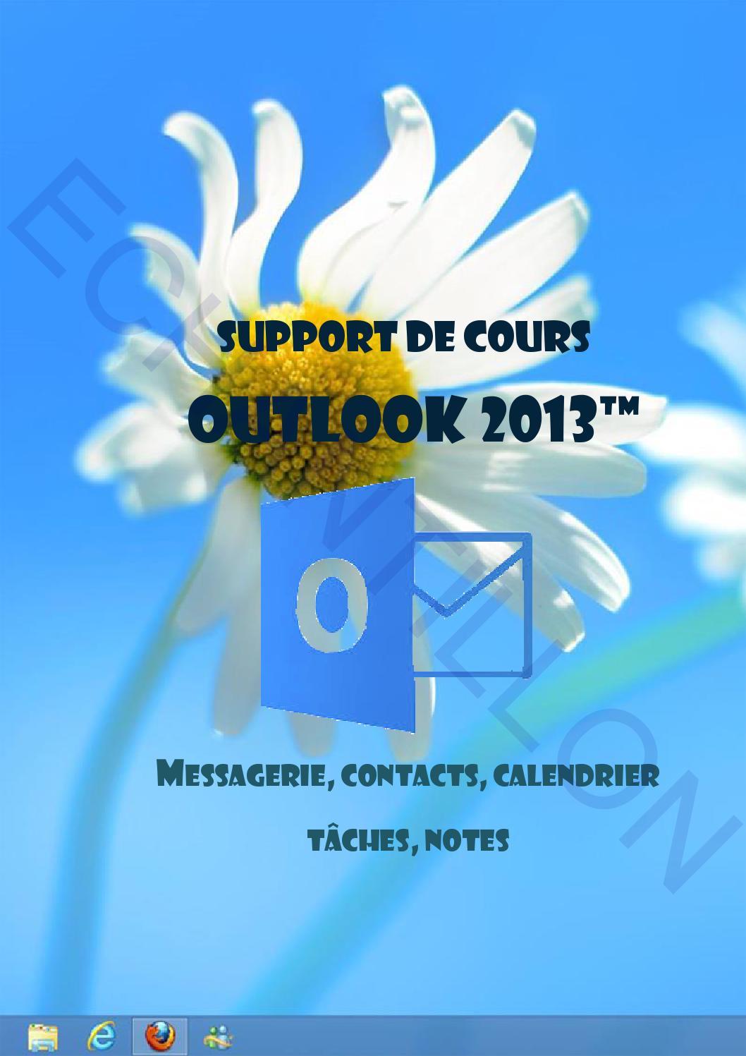 telecharger outlook 2013 gratuit pour windows 8