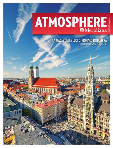 Atmosphere InFlight Magazine Meridiana dicembre gennaio 2016 by ... b7eac909073