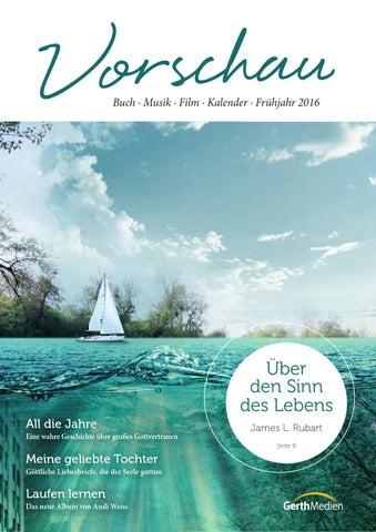 Gesamtvorschau Gerth Medien - Frühjahr 2016 by Gerth Medien - issuu