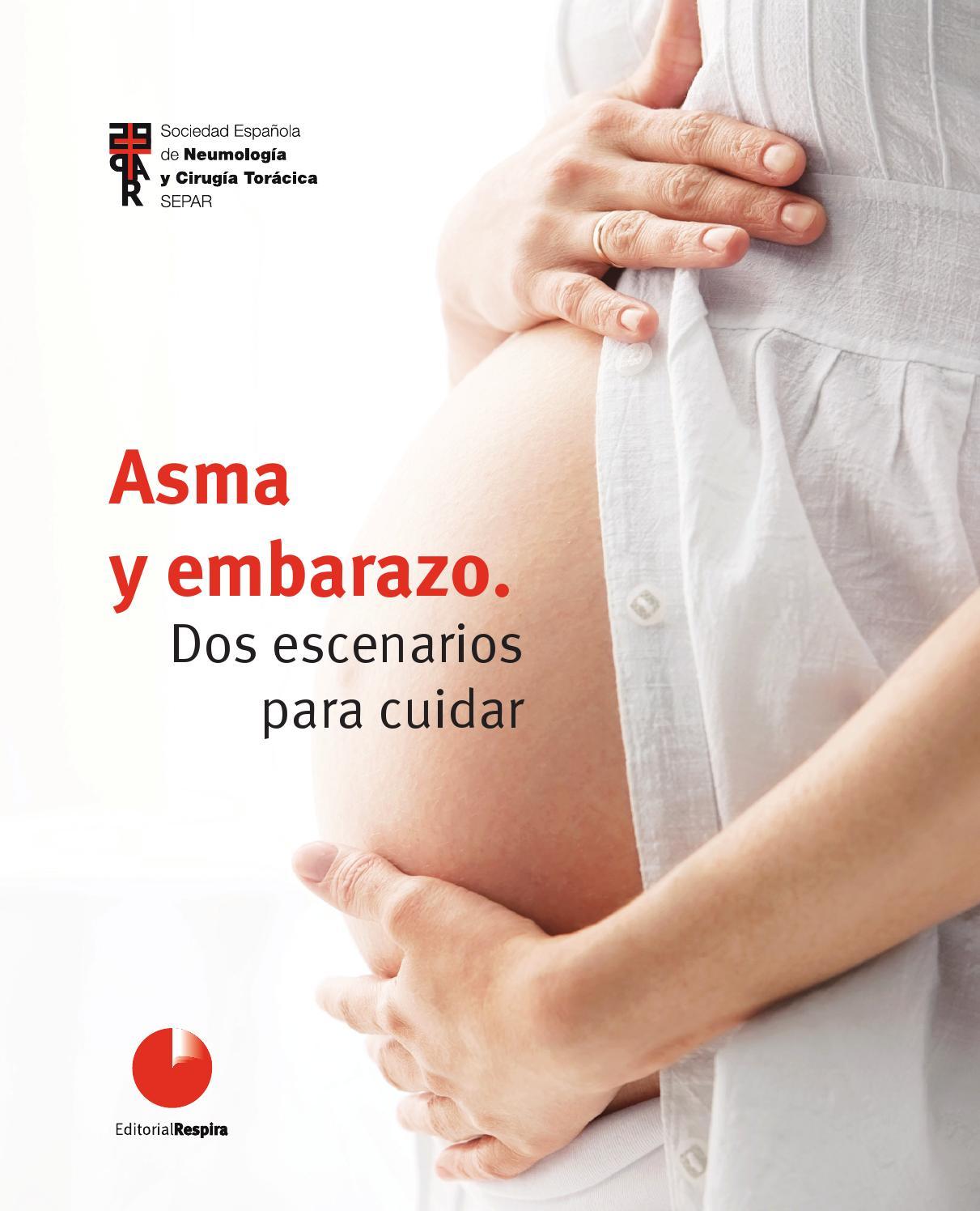 Asma y embarazo. Dos escenarios para cuidar by SEPAR - issuu