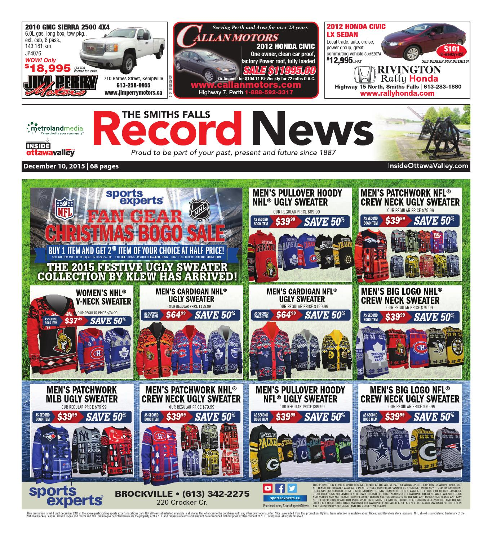 32b441cd33 Smithsfalls121015 by Metroland East - Smiths Falls Record News - issuu