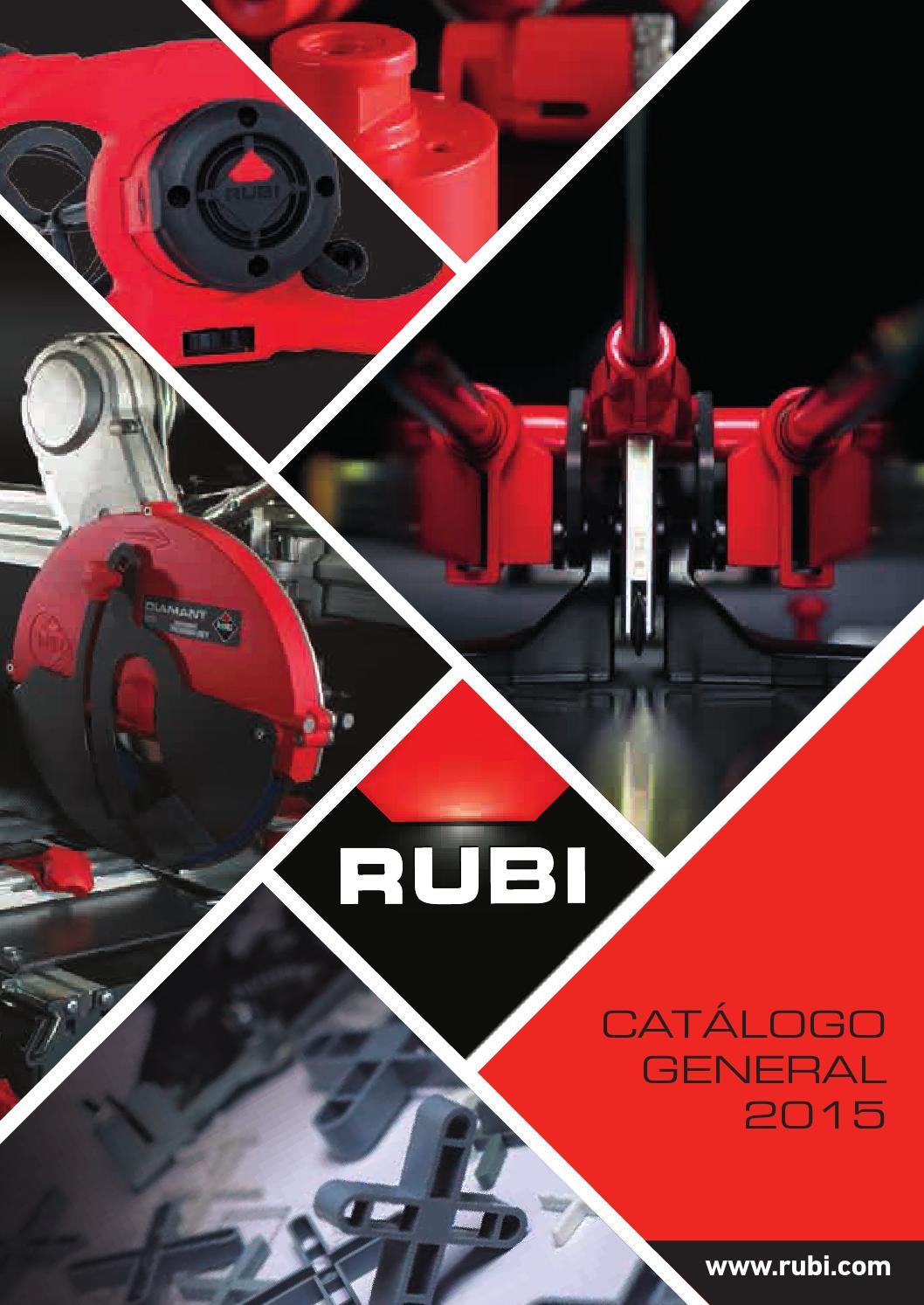 Rubi Juego Pletinas Ds-300 Y Dx-350 51915