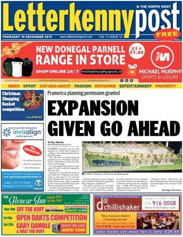 the latest 0a560 a374b Letterkenny post 10 12 15 by River Media Newspapers - issuu