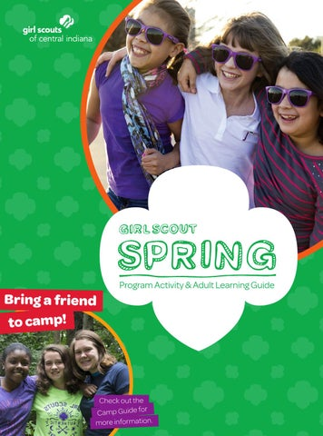 7b80c2d4adff 2016 Spring Program Guide by Girl Scouts of Central Indiana - issuu