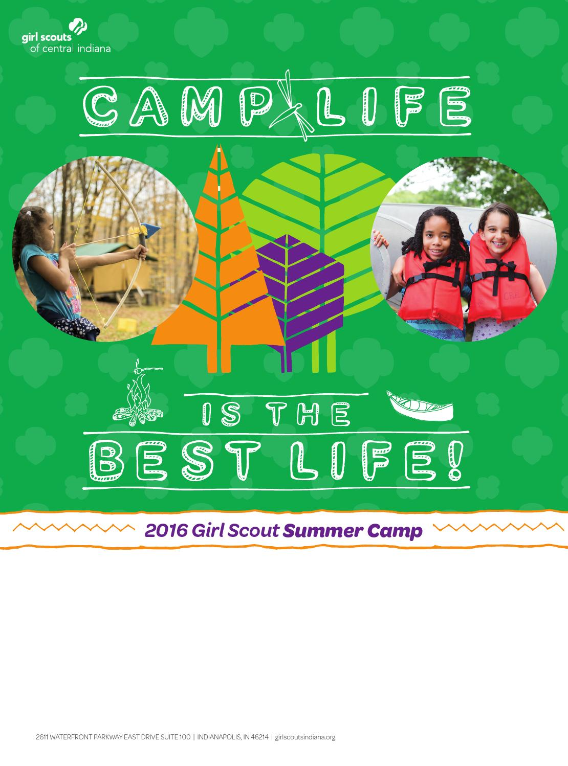 Spring Program Guide 2018 By Girl Scouts Of Central Indiana Issuu Hunter Pump Start Relay Wiring Diagram