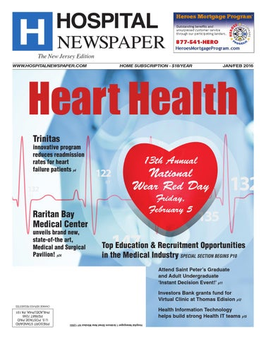 Hospital newspaper new jersey janfeb 2016 ebook by belsito page 1 fandeluxe Image collections