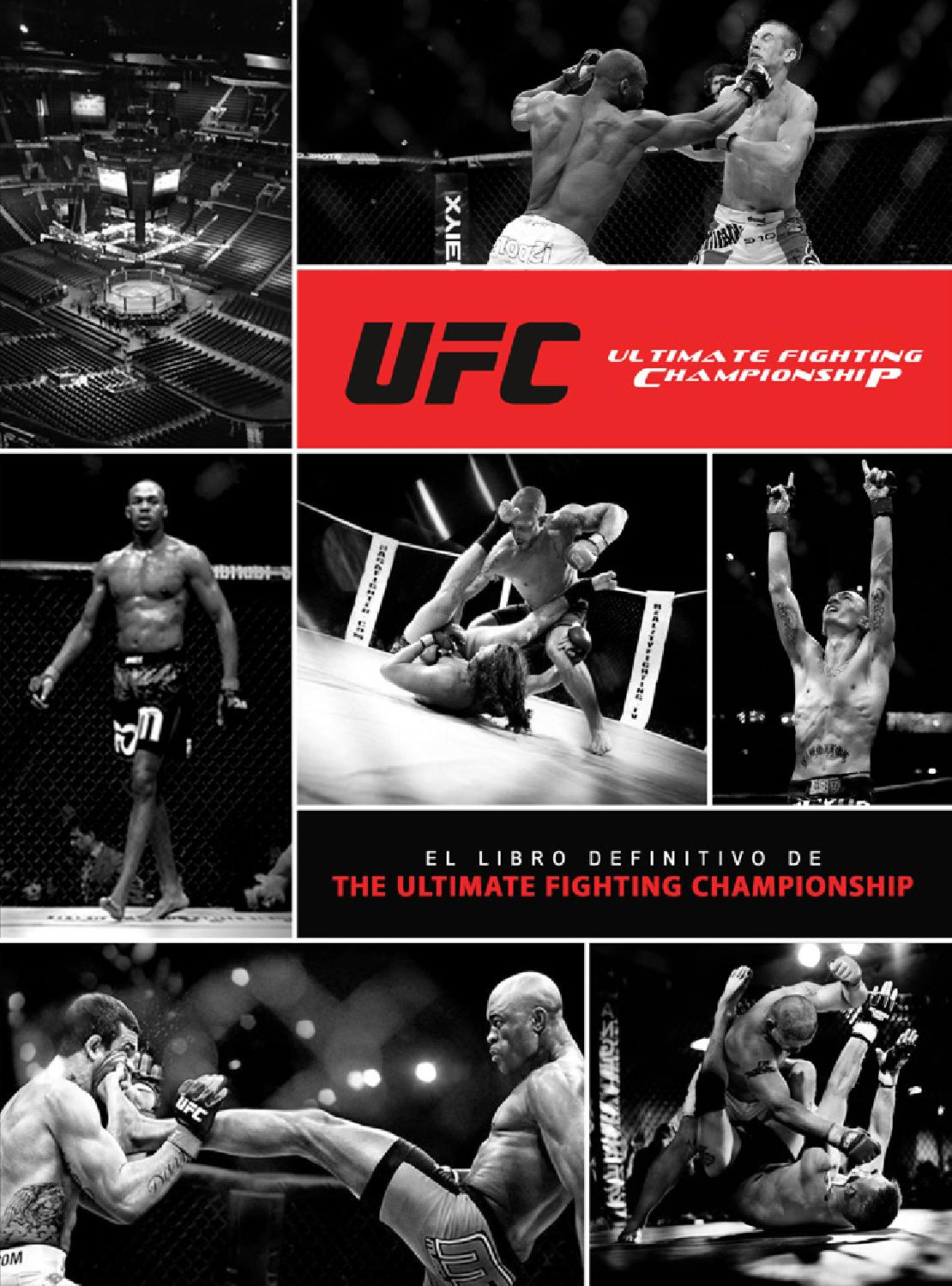 Book - ULTIMATE FIGHTING CHAMPIONSHIP by Alejandro Adriazola Torres ...