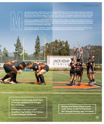 Oxy Storybook 2015 By Occidental College Issuu