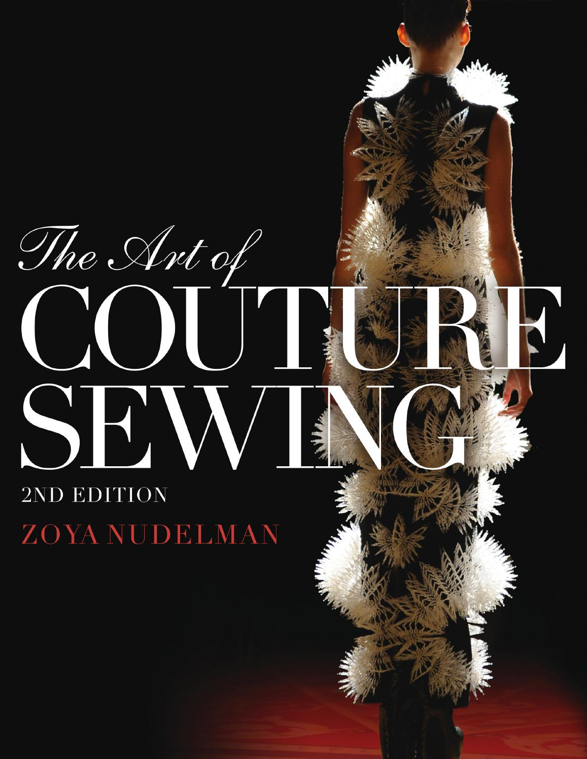 Art Of Couture Sewing 2nd Edition By Bloomsbury Publishing Issuu