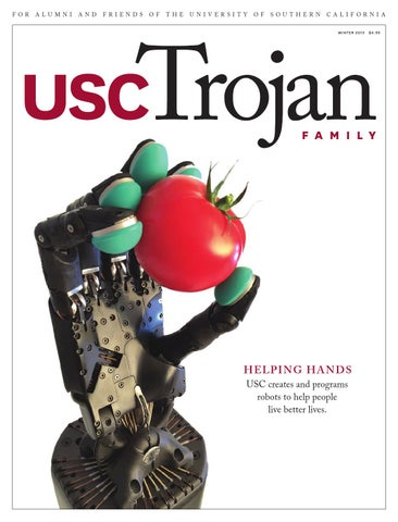 new product 18ccb 75cdd Trojan Family Magazine Winter 2015 by University of Southern ...
