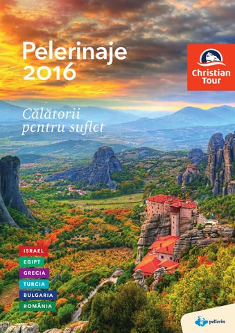 Pelerinaje 2015 2016 Lr By Catalin Constandache Issuu