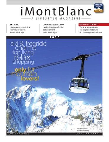 4109889407 iMontBlanc MAGAZINE inverno 15/16 by Gianluca Martinelli - issuu
