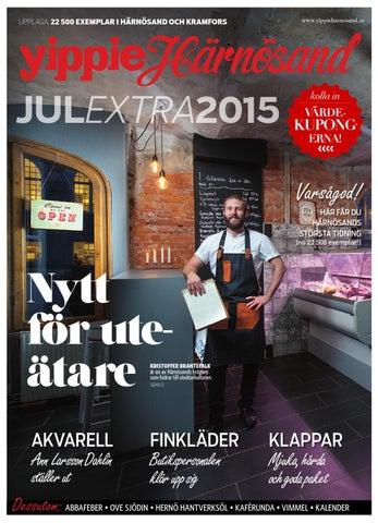 Yippie Julextra 2015 by Alltid Marknadsbyra - issuu e55a95bcff0ae