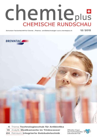 Chemieplus_2015/12 by AZ Fachverlage AG - issuu