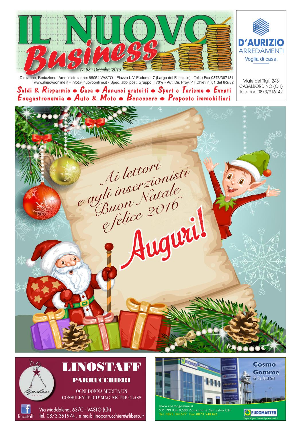 Businessdicembre2015 by nicolangelo gualtieri issuu for Gualtieri arredamenti