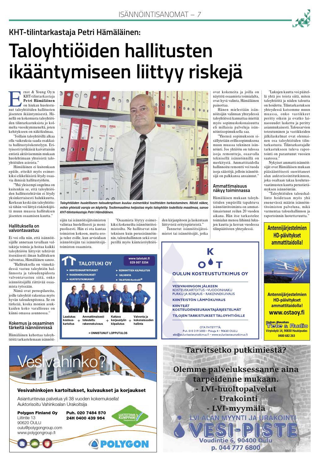 Reim Isännöinti Oulu