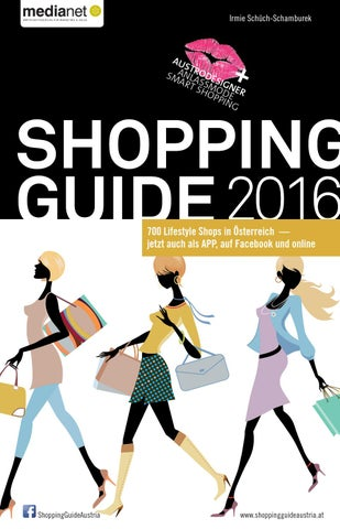e608e12764d446 Shopping Guide 2016 by medianet - issuu